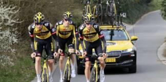 Jumbo-Visma mise tout sur Wout van Aert pour le Tour des Flandres 2021
