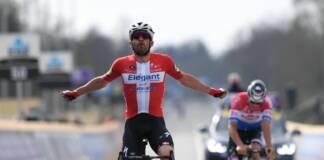 Le Tour des Flandres 2021 revient à Kasper Asgreen