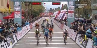 Mark Cavendish remporte la 4e étape du Tour de Turquie 2021