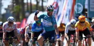 3e étape du Tour de Turquie 2021 remportée par Mark Cavendish