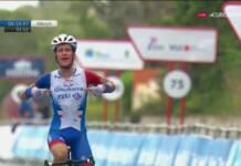 Miles Scotson a remporté la 1e étape du Tour de Valence 2021