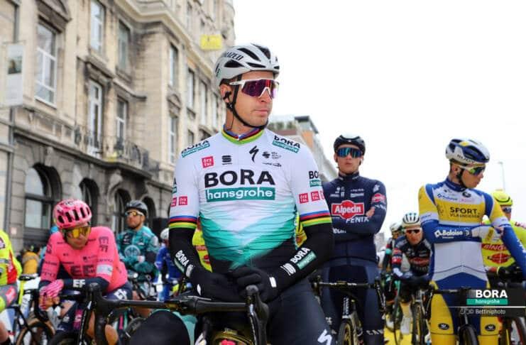 Le Tour de Romandie avec Peter Sagan au départ