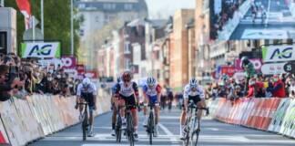 Liège-Bastogne-Liège pour la première fois remporté par Tadej Pogacar