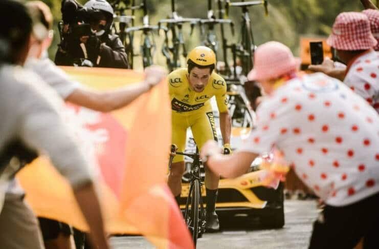 Le Tour de France sera le principal objectif de la saison de Primoz Roglic