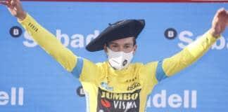 Primoz Roglic remporte pour la 2e fois le Tour du Pays-Basque