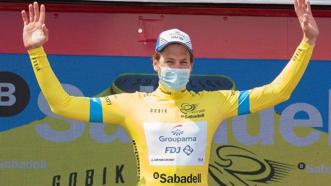 Stefan Küng décroche un premier général avec le Tour de Valence