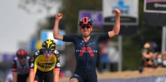 Tom Pidcock remporte la Flèche Brabançonne 2021 (classement)