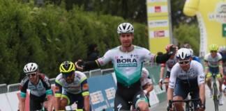 Peter Sagan gagne une étape au Tour de Romandie