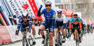 Victoire d'étape pour Mark Cavendish sur le Tour de Turquie 2021