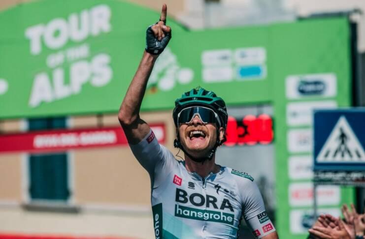 Le Tour des ALpes se termine par une victoire d'étape de Felix Grossschartner