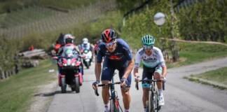 Gianni Moscon en grande forme sur le Tour des Alpes