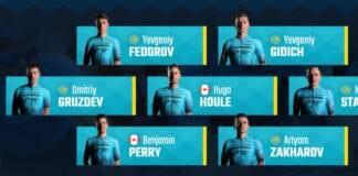 Tour des Flandres 2021 avec l'équipe Astana-Premier Tech
