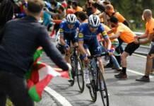 Honoré et Cerny remportent la 5e étape du Tour du Pays-Basque