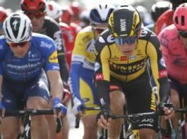 Paris-Roubaix n'aura pas lieu, mais Wout Van Aert s'adapte