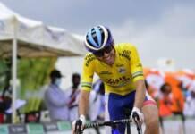 Cristian Rodriguez remporte la 8ème étape et le classement général du Tour du Rwanda 2021
