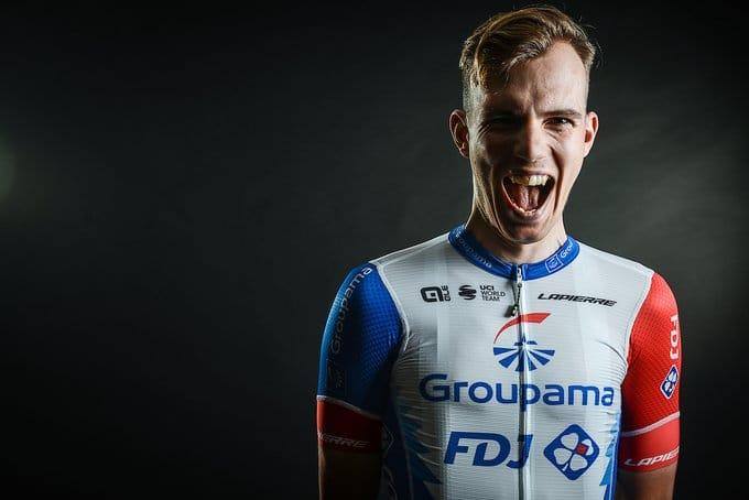 Attila Valter prend la tête du classement général du Giro 2021