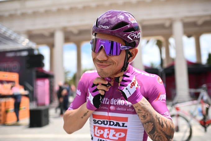 Caleb Ewan abandonne sur la 8ème étape du Giro 2021