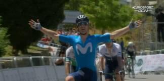 Gonzalo Serrano remporte la 1ère étape du Tour d'Andalousie 2021