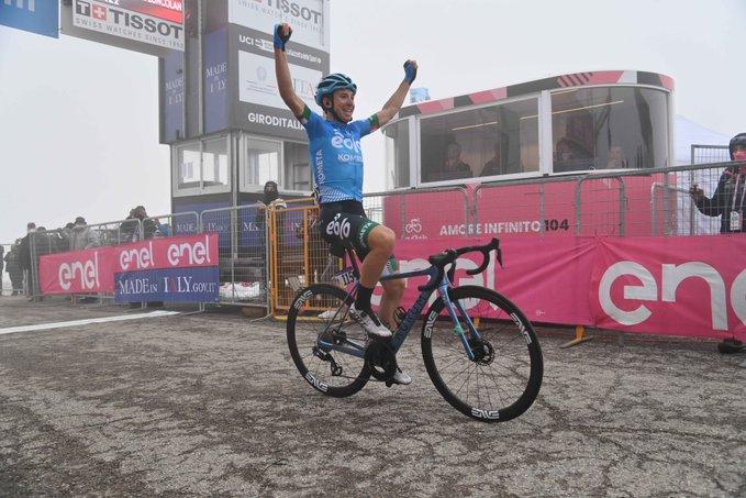 Lorenzo Fortunato remporte la 14ème étape du Giro 2021