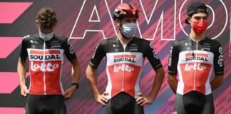 Thomas de Gendt abandonne sur le Giro 2021