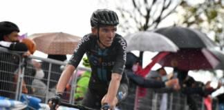 Romain Bardet a terminé 2ème de la 16ème étape du Giro 2021