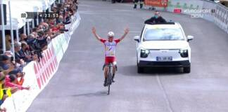 Guillaume Martin remporte la première édition de la Mercan'Tour Classic Alpes-Maritimes