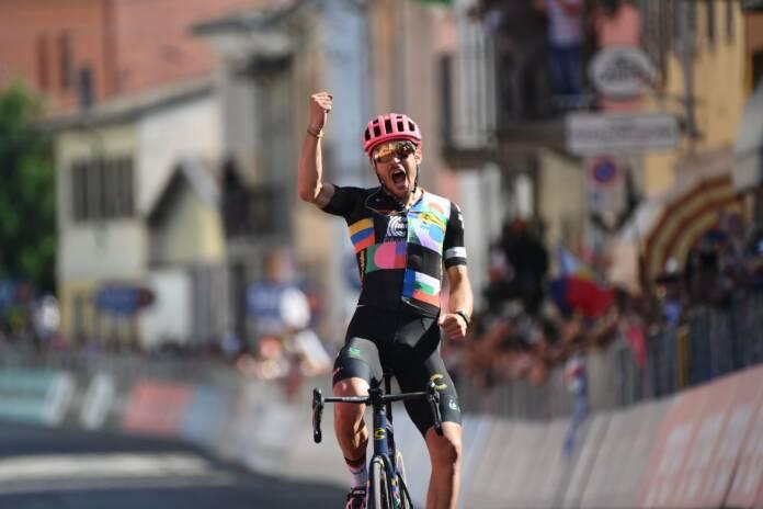 Giro 2021 : Alberto Bettiol s'impose sur la 18e étape du 104e Tour d'Italie