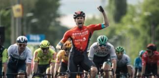 Phil Bauhaus débute le Tour de Hongrie par un succès