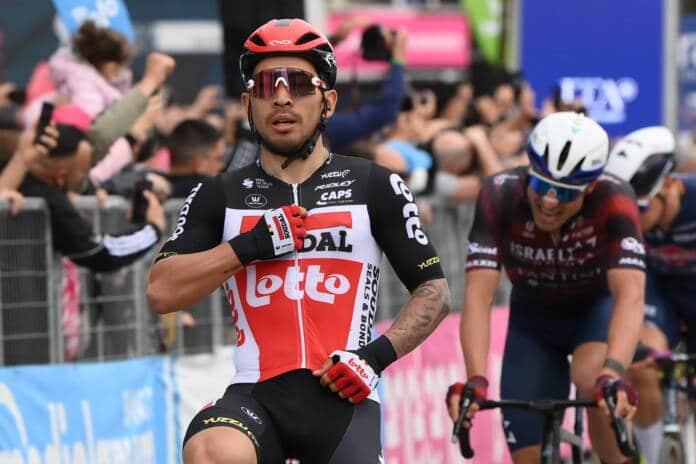 Giro 2021 : La 7e étape remportée par Caleb Ewan