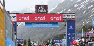 Damiano Caruso brille sur le Giro