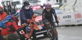 Giro 2021 : Le classement complet de la 16e étape du Tour d'Italie