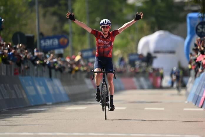 Giro 2021 : Le classement complet de la 17e étape du 104e Tour d'Italie