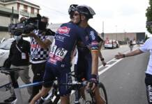 Giro 2021 : Classement complet de la 2e étape du 104e Tour d'Italie