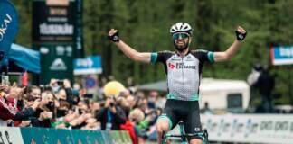 Damien Howson va remporter le général du Tour de Hongrie
