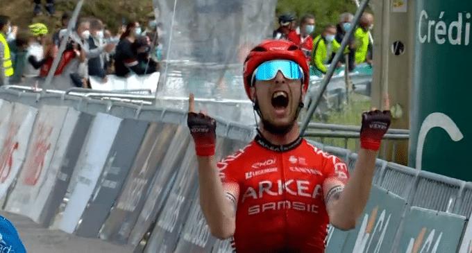 Le Tour d'Algarve se finit très bien pour Gesbert et Rodrigues