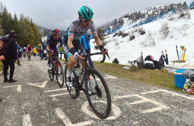 Le Giro se termine prématurément pour Emanuel Buchmann à la 15e étape