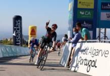Ethan Hayter s'illustre au Tour d'Algarve