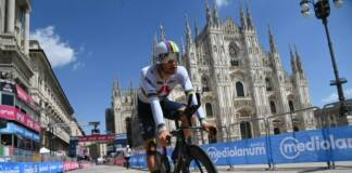 Le Giro 2021 se termine par une victoire de Filippo Ganna