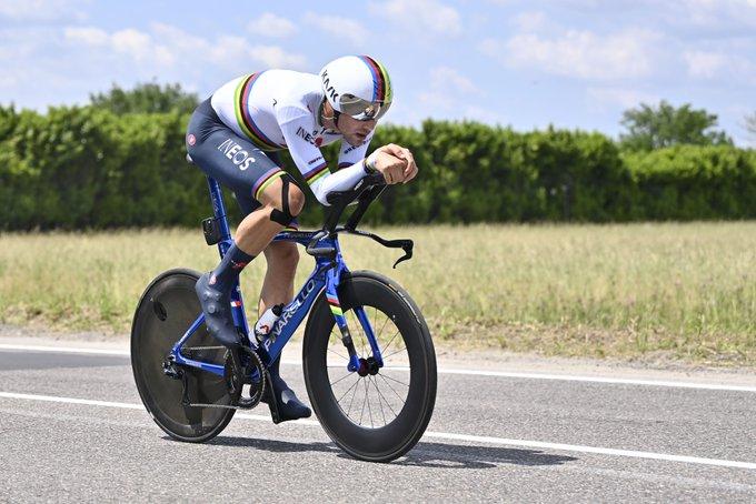 Filippo Ganna dernier vainqueur d'étape du Giro 2021