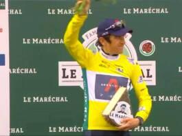 Le classement général final du Tour de Romandie 2021 remporté par Geraint Thomas