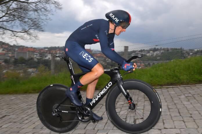 Le Tour de Romandie est remporté par Geraint Thomas