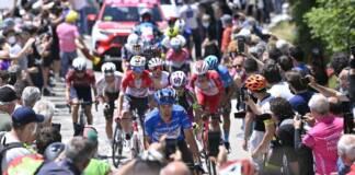 Des abandons à la pelle sur le Giro 2021