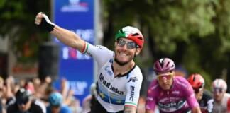 Giacomo Nizzolo a dominé le sprint de la 13e étape du Giro