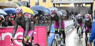 Giro 2021 : La 16e étape du Tour d'Italie raccourcie en raison des conditions climatiques