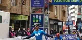Hector Carretero vainqueur chez les pros pour la 1re fois