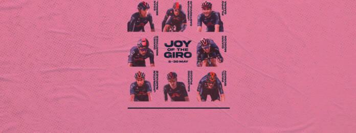 INEOS Grenadiers se présente au Giro avec de grandes ambitions