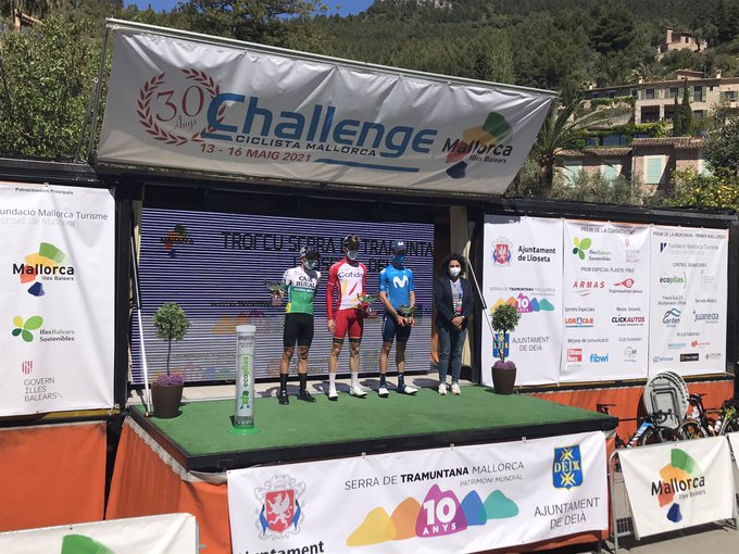 Le Trofeo Serra de Tramuntana permet à Jesus Herrada de se mettre en évidence
