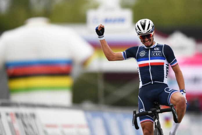 Julian Alaphilippe renonce à participer aux Jeux Olympiques de Tokyo 2021