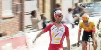 Christophe Laporte inscrit son nom au palmarès du Circuit de Wallonie