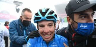 Le Monte Zoncolan décante le général du Giro